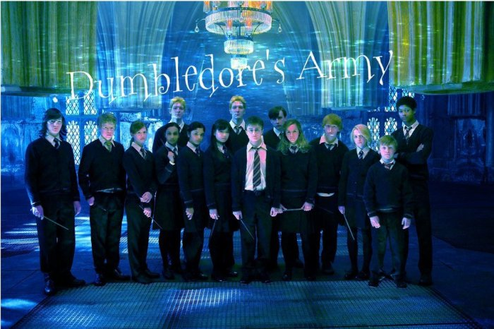 dumbeldore's army