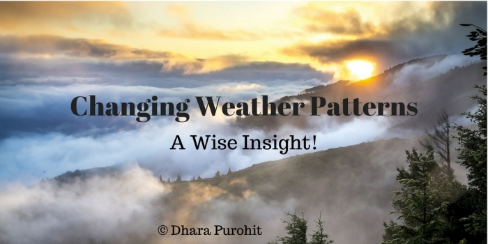 changing weather patterns 1